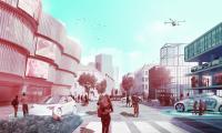 Autonomer Verkehr in der Stadt der Zukunft
