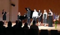 Gesangsstudenten der Hochschule für Musik Hanns Eisler Berlin