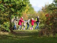 Kinderrallye im Heinz Sielmann Natur-Erlebniszentrum Wanninchen