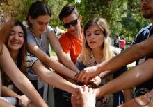 Foto: Jugendgruppe des European Youth Parliament Greece